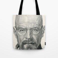 Bryan Cranston ~ Walter White ~ Breaking Bad Tote Bag