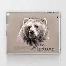 Bear (BornInNature) Laptop & iPad Skin