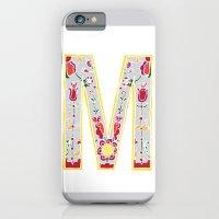 Letter M iPhone 6 Slim Case