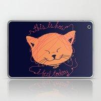 I'm Happy Laptop & iPad Skin