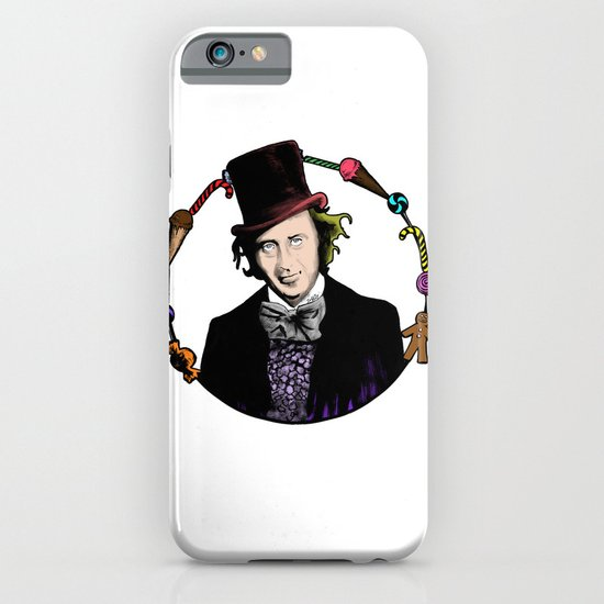 Merry Christmas From The Chocolate Factory iPhone & iPod Case
