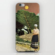 PHOTO SYNTHESIS iPhone & iPod Skin