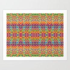 Swirl 2 Art Print