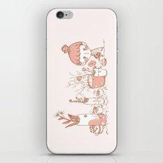 Little Garden iPhone & iPod Skin