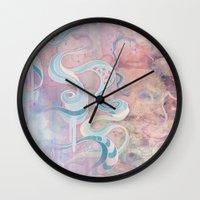 Maelstrom Wall Clock