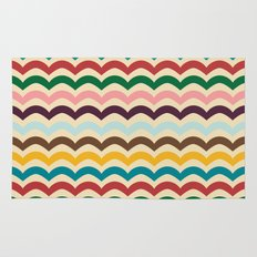 sweet summer waves Rug