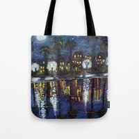 Colonial Lake, Charlesto… Tote Bag