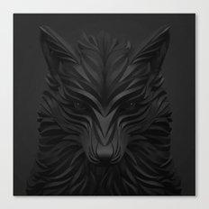 Fox #2 Canvas Print