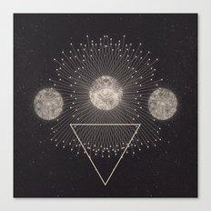 LEUKSNO - Plástica X Ni… Canvas Print