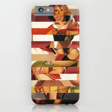 Glitch Pin-Up Redux: Kimberly iPhone 6 Slim Case