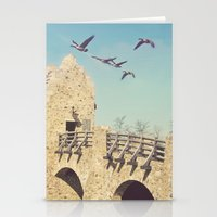 A Dreamer's Paradise Stationery Cards