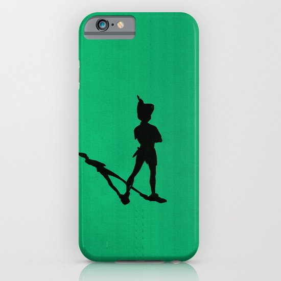 HE CAN FLY! (Peter Pan) iPhone & iPod Case
