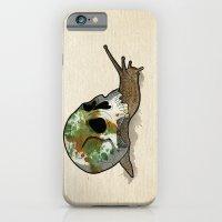 Slow Death iPhone 6 Slim Case