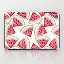 Watermelon pattern iPad Case