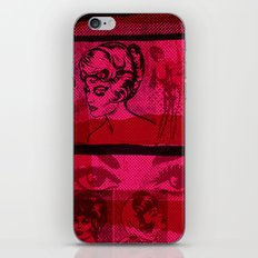 Pink Ladies iPhone & iPod Skin
