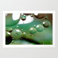 Mother Of Pearl Art Print