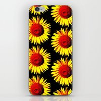 Sunflower Group iPhone & iPod Skin