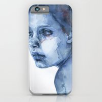 iPhone Cases featuring Ruggine by agnes-cecile