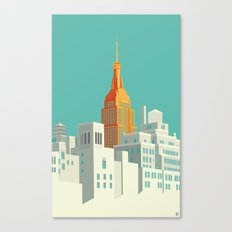 Highline NYC Canvas Print