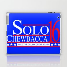 Han Solo & Chewbacca For President! 2016 Laptop & iPad Skin