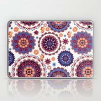 Butterfly & Floral Mandela Pattern Laptop & iPad Skin