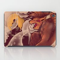 Valley Of The Fallen Sta… iPad Case