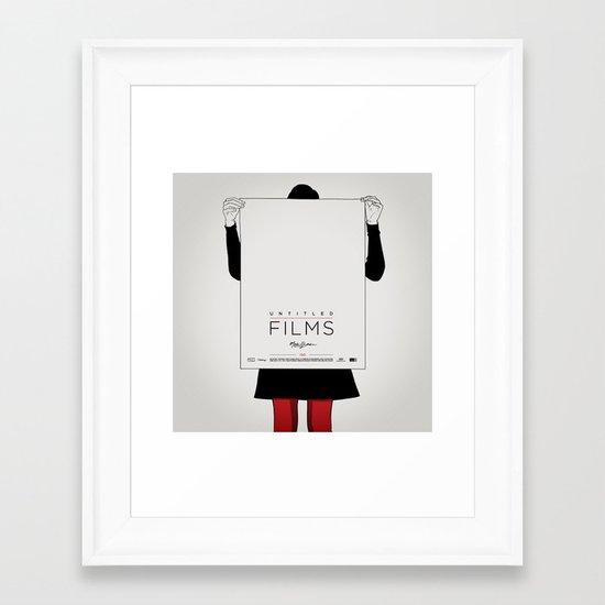 PRINT Nº028 Framed Art Print