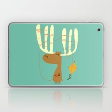 A Moose Ing Laptop & iPad Skin