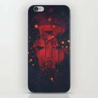 Grunge Transformers: Aut… iPhone & iPod Skin