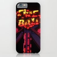 iPhone & iPod Case featuring Fire Ball by Forgotten Beauty