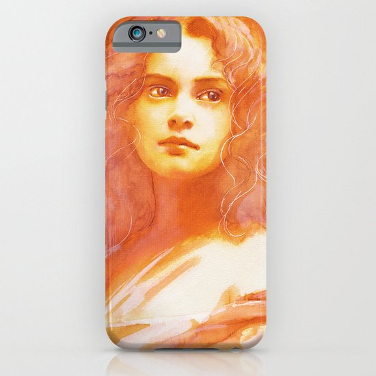 Days with endless wonder iPhone & iPod Case
