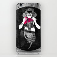 Inca sprit iPhone & iPod Skin