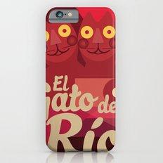 Gato caleño Slim Case iPhone 6s