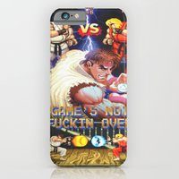GAME'S NOT FUCKIN OVER! … iPhone 6 Slim Case