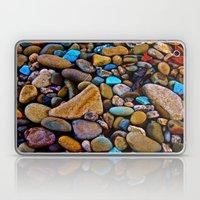 River Rock Laptop & iPad Skin