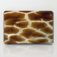 Giraffe SOLD iPad Case