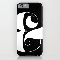 Inverse Ampersand iPhone 6 Slim Case