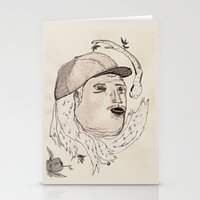 Cabello Blanco Stationery Cards