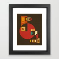 Colorplay G. 4 Framed Art Print