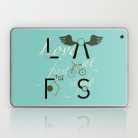 Love At First Sight And … Laptop & iPad Skin