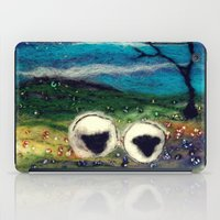 Highland Sheep iPad Case