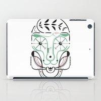 Happy Skull iPad Case