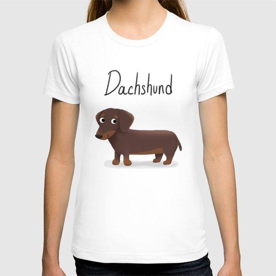 Dachshund - Cute Dog Series T-shirt