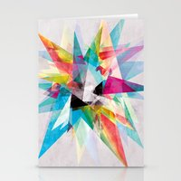 Colorful 2 XZ Stationery Cards