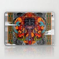 Sacred Geometry Laptop & iPad Skin