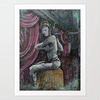 Premonition Art Print
