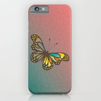 iPhone & iPod Case featuring Transforming by HK Chik