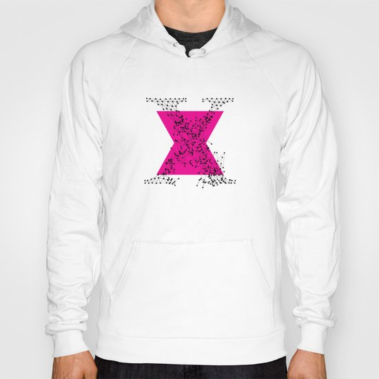 X (abstract geometrical type) Hoody
