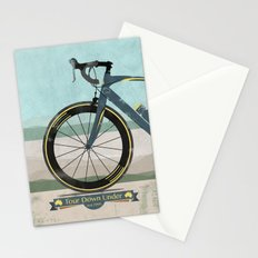 Tour Down Under Bike Race Stationery Cards