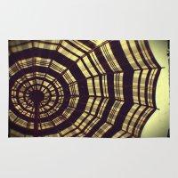 Antique Umbrella Rug
